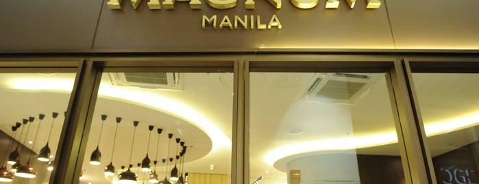 Magnum Manila is one of Restaurants.