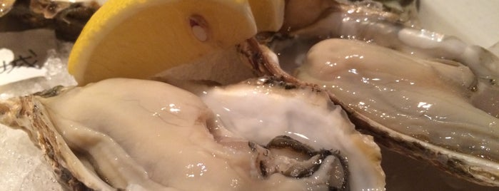 Oyster & Wine Season is one of Top picks for Restaurants.