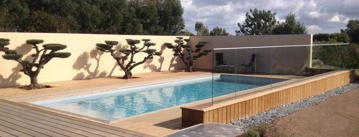 Aquaconcept constructeur piscine brest for Constructeur piscine