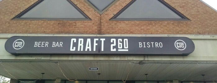 Best beer bars in and around new haven for Craft 260 fairfield ct