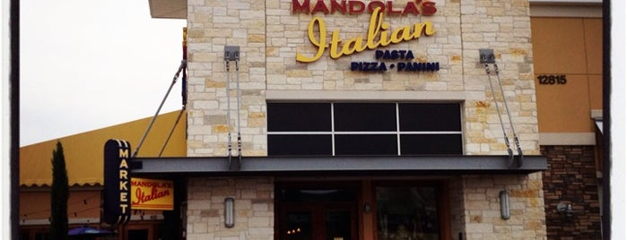 Mandola's Italian Market is one of Samantha's Favorite Places.