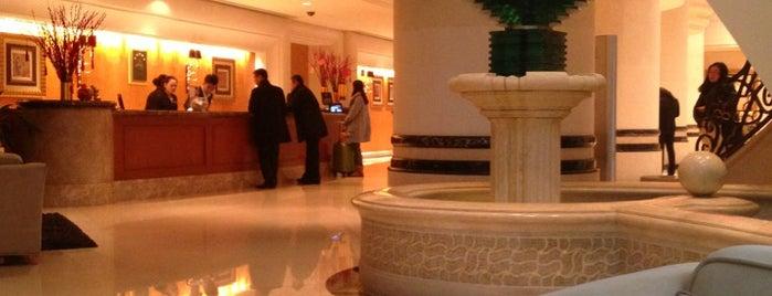 北京中航泊悦酒店 Boyue Beijing Hotel is one of Ren.