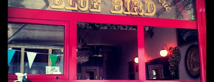 Blue Bird is one of Favourite Places, Athens.