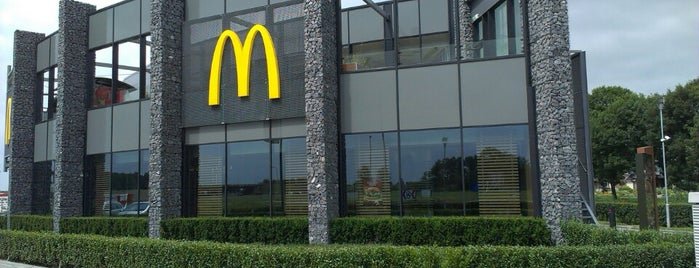 McDonald's is one of Alle McDonald's in Nederland.