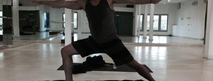 jiwa yoga studio is one of Downward Facing Dog in Bali.