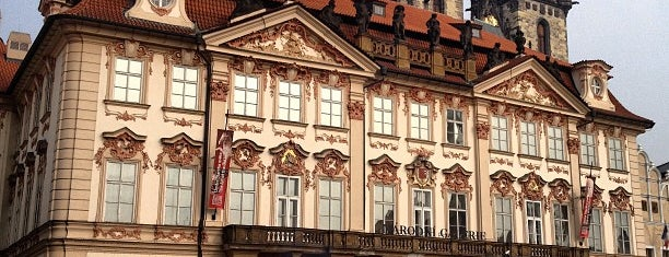 National Gallery - Kinsky Palace is one of Praga 3 Dias.
