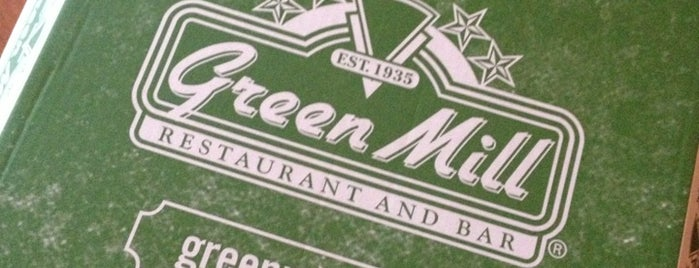 Green Mill Restaurant & Bar is one of Must-visit Food in Eau Claire.