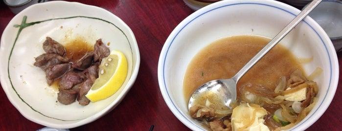 やしろ食堂 is one of 方南町グルメ.