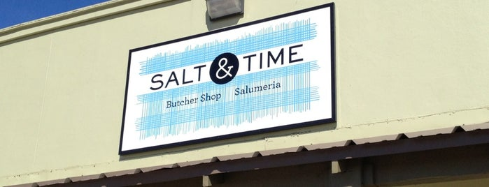Salt & Time is one of Austin, TX.