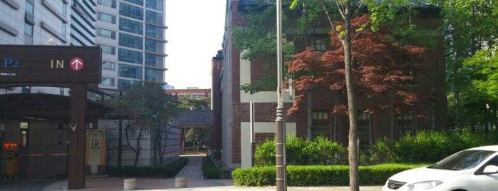 구 대구상업학교 is one of Go Mayor - Daegue.