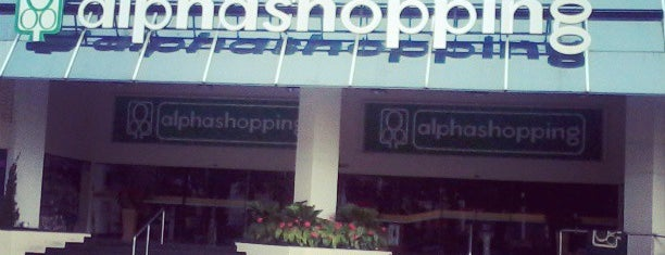 AlphaShopping is one of Alphaville.