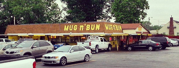 Mug 'N Bun is one of Places to eat in INDY.