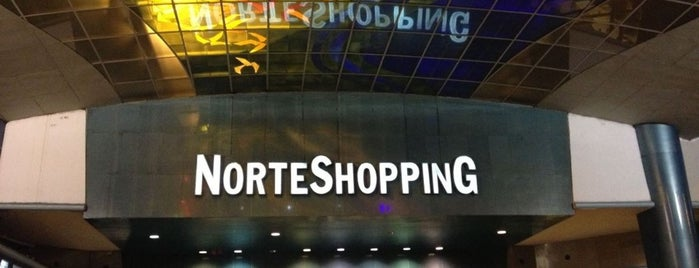 NorteShopping is one of Gustavo.