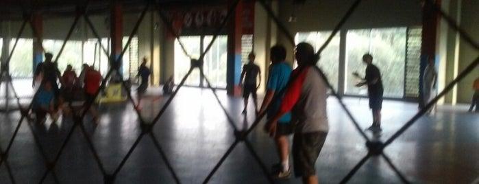 Orchard Futsal is one of Bogor Nirwana Residence.