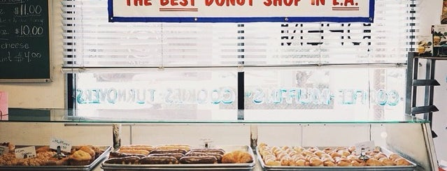 Primo's Donuts is one of Gotta Try Donuts!.