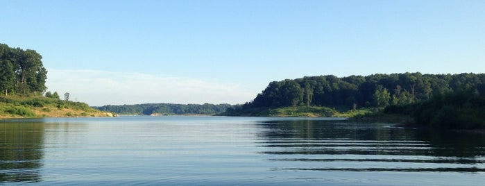 Lieber State Recreation Area is one of Indiana State Parks and Reservoirs.