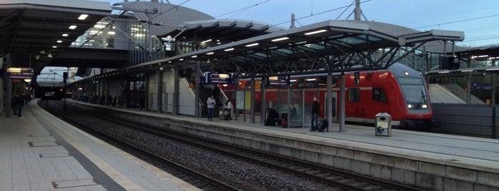 Bahnhof Düsseldorf Flughafen is one of Ausgewählte Bahnhöfe.