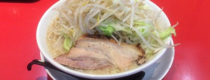 麺屋 あっ晴れ 堀田店 is one of 行きたい(飲食店).