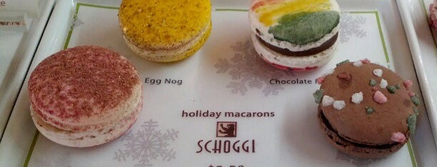 Schoggi Chocolate is one of Yums.