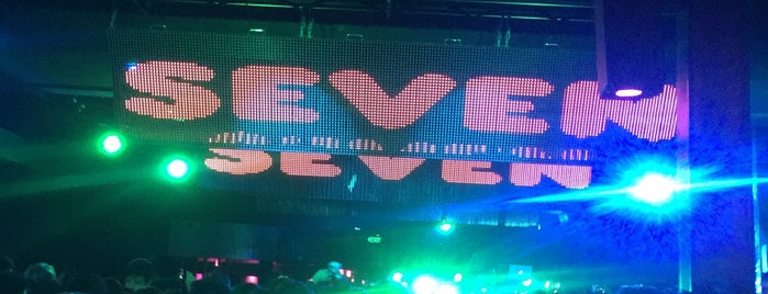 Seven Nightclub is one of Melbourne Clubbing.