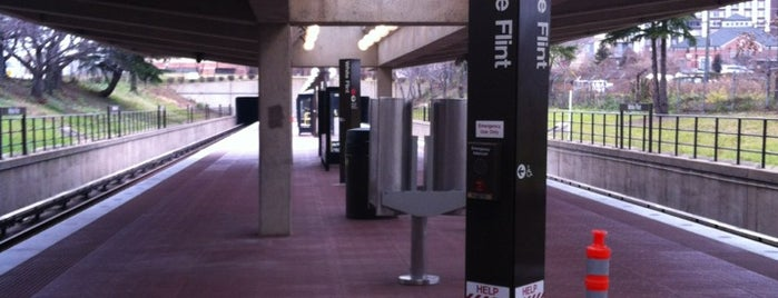 White Flint Metro Station is one of WMATA Train Stations.