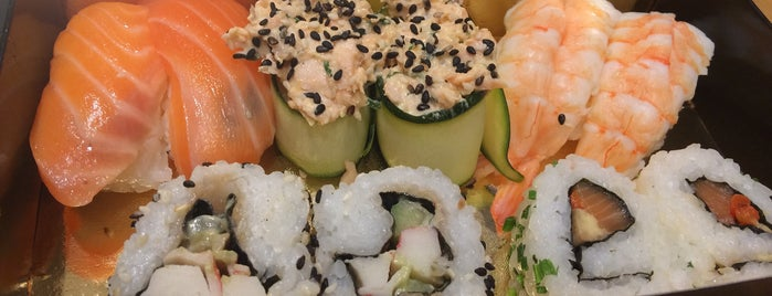 Binimoto is one of 20 favorite restaurants.