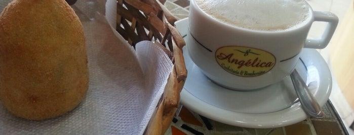 Café & Confeitaria Angélica is one of Docerias/Sobremesas.