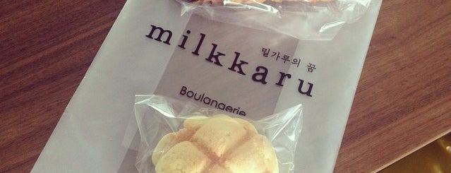 Milkkaru is one of Bread.