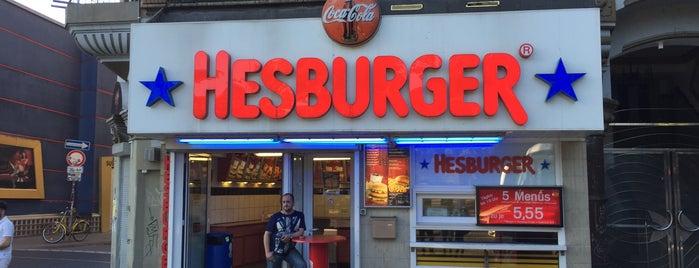 Hesburger is one of Must-visit Food in Hamburg.