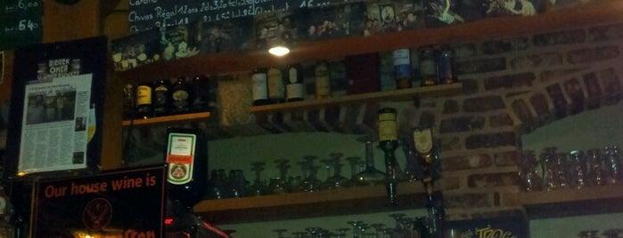 """Mac Ewan's is one of Bars """"trop indés"""" dans le monde."""