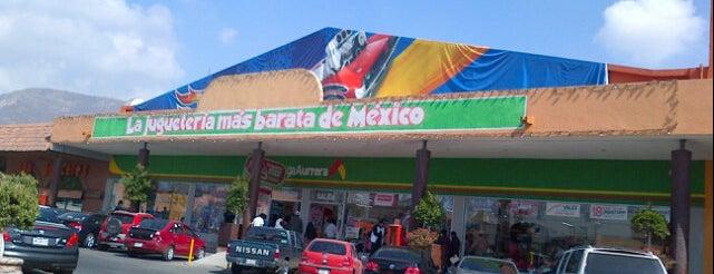 Plaza Bella is one of Plazas comerciales en Pachuca.