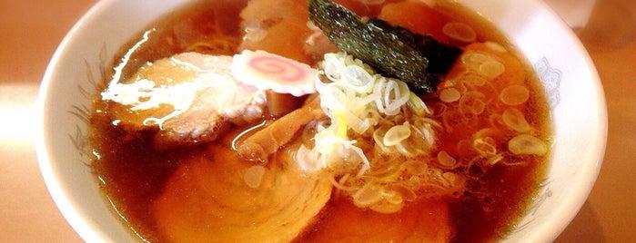 麺屋ながさわ is one of Ramen shop in Morioka.