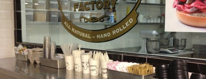The Bagel Factory is one of 2Eat....