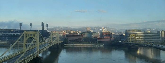 Renaissance Pittsburgh Hotel is one of Ren.