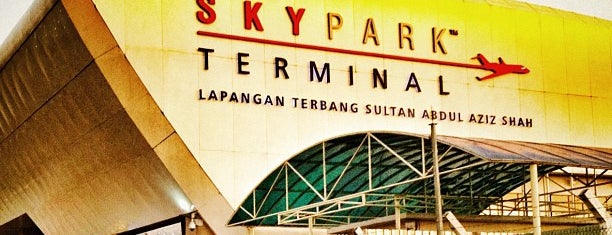 Subang SkyPark Terminal (SZB) is one of Cool KL.