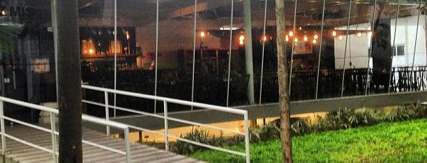 Chez MIS is one of Restaurantes São Paulo.