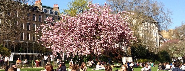 Lincoln's Inn Fields is one of Must-visit Great Outdoors in London.