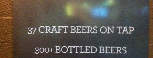 The Craft Beer Co. is one of Places to Visit in London.