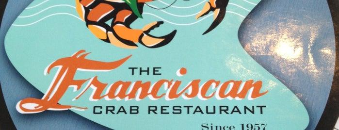 The Franciscan Crab Restaurant is one of Una semana en San Francisco, CA.