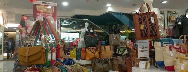 Matahari Department Store is one of i've been visited.