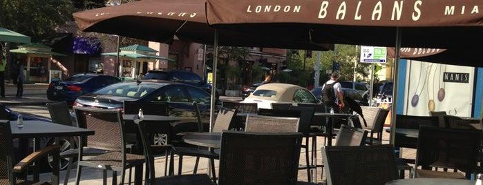 Balans Restaurant & Bar, Brickell is one of Great Restaurants in Brickell.