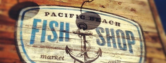 Pacific Beach Fish Shop is one of Gotta try.