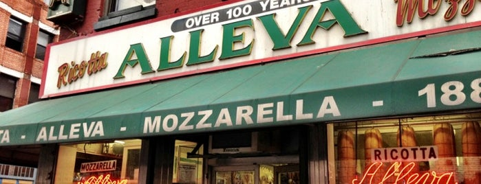 Alleva is one of lunch in soho.