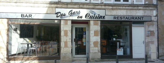 Des Gars en Cuisine is one of Guide to Poitiers's best spots.