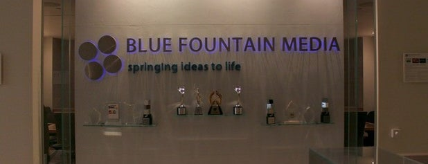 Blue Fountain Media is one of Awesome NYC Startups.