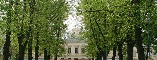 Tähtitorninmäki is one of Patsaat ja muistomerkit.