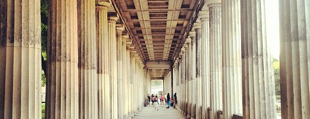 Museum Island is one of Germany.