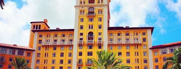 Biltmore Hotel Miami Coral Gables is one of The Layover: Miami.