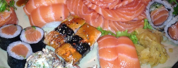 Sushi One is one of Top picks for Sushi in Porto Alegre.