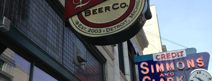 Detroit Beer Company is one of Top Local Bars for Red Wings fans.